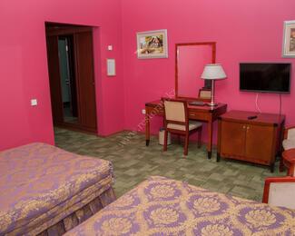 Скидки на проживание в отеле «Картал»