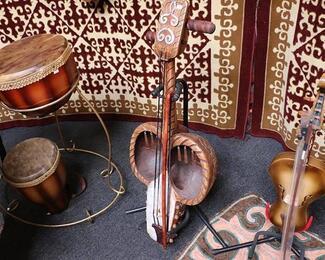 Мелодии народа в Baursak city