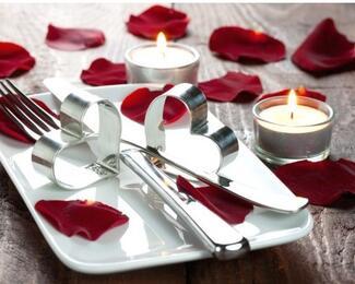 День святого Валентина в ресторане Versailles