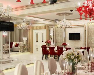 Караоке-зал в ресторане «Достар»