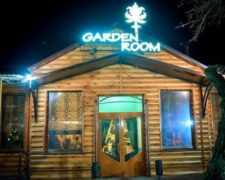 Открытие обновленного GARDEN ROOM