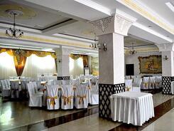 Приглашаем в наш уютный банкетный ресторан «Алтын дән»!