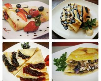 Скидки для студентов в кафе «Солнце на блюде»
