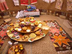 Что готовят на Наурыз рестораны Астаны?