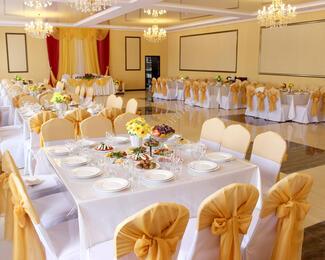 Поминальные обеды в банкетном зале «Карагай»