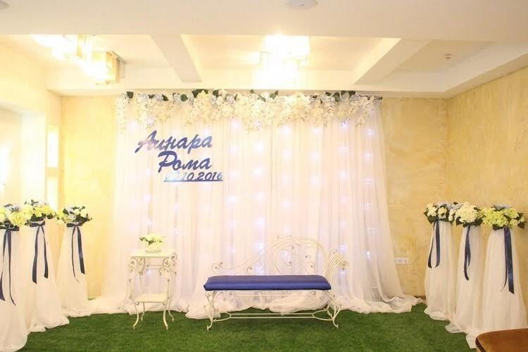 Банкетные залы в астане для свадьбы