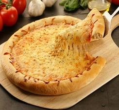 Пицца с сырными бортиками