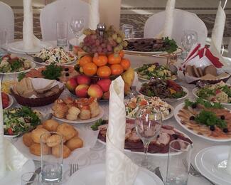 Скидка 20% на банкеты и свадьбы в «Кок-Тобе»