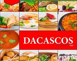 Дневное меню со скидкой в Dacascos Korean gastrobar
