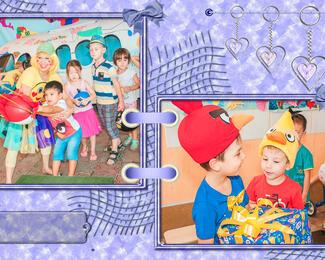 День защиты детей с Викторией Пруцко