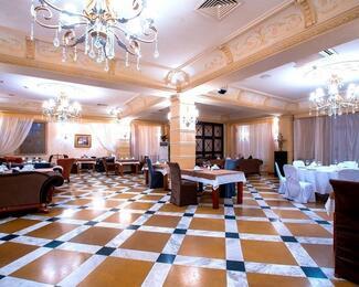 Проведение «Ауызашар» в банкетном зале ресторана Portofino на 1 этаже