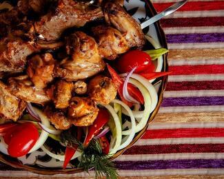 Ресторан  «Достар» приглашает на летнюю террасу