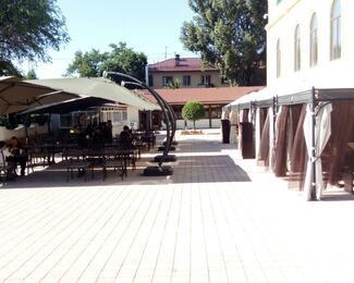 Лето в ресторане «Дворянский»