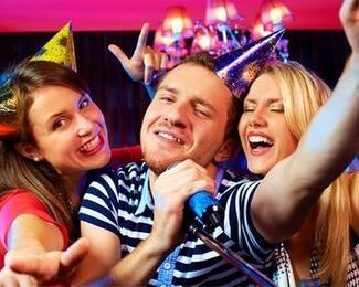 День рождения в Orient karaoke