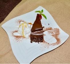 Тройной шоколад
