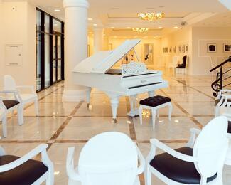 Новый ресторан Piano Banquet Hall: элегантность в деталях