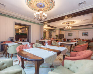 QAZAQ Restaurant приглашает в гости