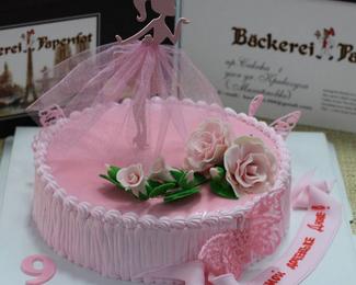 Удивляй своих родных тортами от кондитерской Backerei Papenfot!