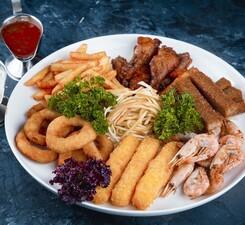 Пивная тарелка «Хан Мангал»