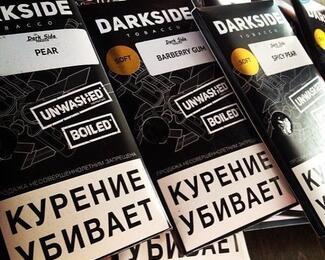 В Smoke lounge новый завоз табака Dark Side, D Gastro и Tangiers