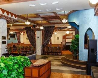 Ресторан «Достар Сарайы» принимает банкеты в малом зале