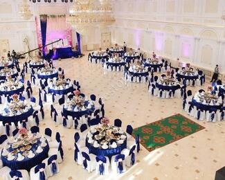 Для больших мероприятий в «Игилик Palace»