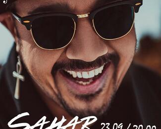23 сентября группа Sahar в «Музкафе»