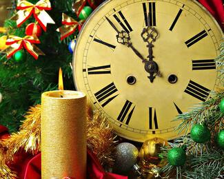 Новый год в ресторанах «Достар Сарайы», Чайхана «Достар» и «Достар»