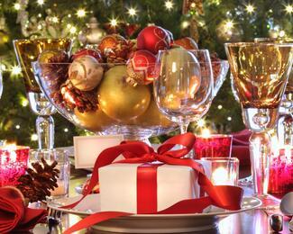 Отметим Новый год в «Евразии»