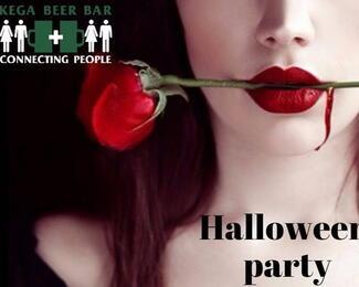 HALLOWEEN PARTY в KEGA MUSIC BAR!