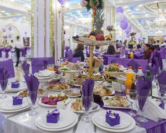 На свадьбу в банкетный зал Versal