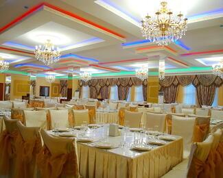 Новогодние вечера в Antalya Restaurant!