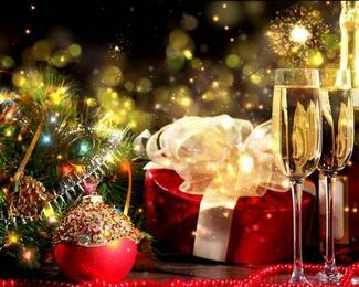 Свободные даты для новогоднего корпоратива в «Комильфо»!