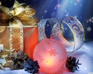 Празднуем Новый год с рестораном «Дворянский»