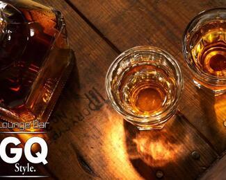 Whiskey time в GQ!