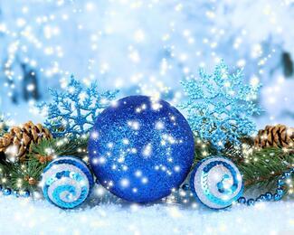 В Новый год вместе с «Ақ Жол»