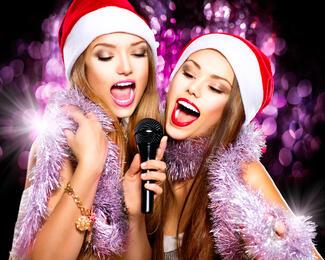 Встречаем зиму и Новый год в Orient — Karaoke Club