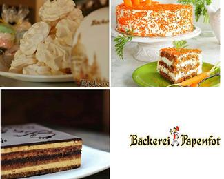 Вкусные новинки от кондитерской Backerei Papenfot
