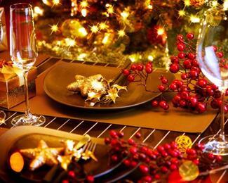 На Новый год в ресторан «Терискей»