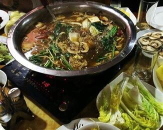 Скидка 20% на бар и кухню в «Тянь-Шань»