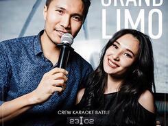 «Crew Karaoke Battle Almaty» в караоке Grand Limo