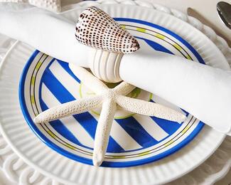 Ужин в морском стиле 8 Марта в VIP-зале Дворца торжеств «Мирас»