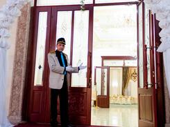 Свадебное торжество в банкетном зале «Алатау»