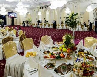 Банкетный зал Saukele: с роскошью и безупречностью