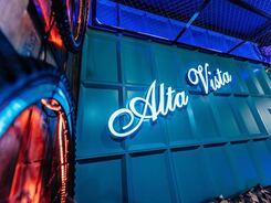 Акции от ресторана Alta Vista