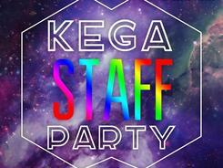 Staff Party в KEGA MUSIC BAR