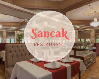 Сытный и вкусный ланч в ресторане Sancak