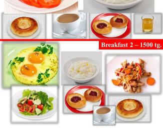 Комплексные обеды для туристов от ресторана ASIA