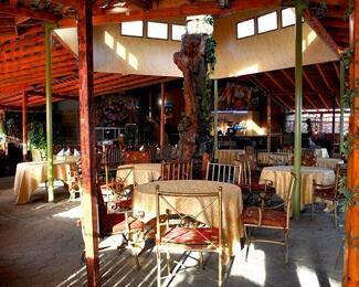 Открытие летней террасы при ресторане «Арыстан»