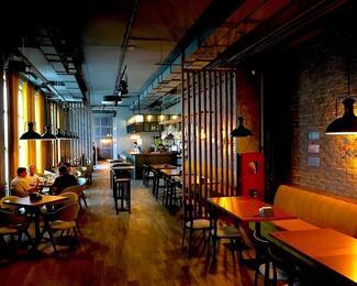 Открылся новый бар La Maro!